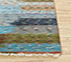 Jaipur Rugs - Hand Knotted Wool and Viscose Blue CX-2817 Area Rug Cornershot - RUG1084324
