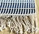 Jaipur Rugs - Flat Weave Wool Ivory CX-2990 Area Rug Cornershot - RUG1094614