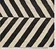 Jaipur Rugs - Flat Weave Wool Grey and Black DW-112 Area Rug Cornershot - RUG1021547