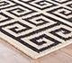 Jaipur Rugs - Flat Weave Wool Ivory DW-113 Area Rug Cornershot - RUG1101335
