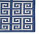 Jaipur Rugs - Flat Weave Wool Blue DW-113 Area Rug Cornershot - RUG1101336