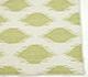 Jaipur Rugs - Flat Weave Wool Ivory DW-57 Area Rug Cornershot - RUG1062007