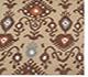 Jaipur Rugs - Flat Weave Wool Beige and Brown DW-61 Area Rug Cornershot - RUG1032738