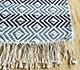 Jaipur Rugs - Flat Weave Wool Ivory DWRM-01 Area Rug Cornershot - RUG1095539