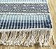 Jaipur Rugs - Flat Weaves Wool Ivory DWRM-02 Area Rug Cornershot - RUG1095540