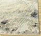 Jaipur Rugs - Hand Knotted Wool and Silk Ivory ELA-308 Area Rug Cornershot - RUG1089487