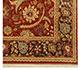 Jaipur Rugs - Hand Knotted Wool Red and Orange EPR-17 Area Rug Cornershot - RUG1022743
