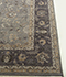 Jaipur Rugs - Hand Knotted Wool Grey and Black EPR-23 Area Rug Cornershot - RUG1074621