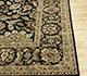 Jaipur Rugs - Hand Knotted Wool Beige and Brown EPR-87 Area Rug Cornershot - RUG1082086
