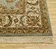 Jaipur Rugs - Hand Knotted Wool Beige and Brown EPR-88 Area Rug Cornershot - RUG1082087