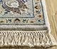 Jaipur Rugs - Hand Knotted Wool Ivory EPR-92 Area Rug Cornershot - RUG1091251