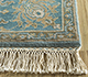 Jaipur Rugs - Hand Knotted Wool Blue EPR-92 Area Rug Cornershot - RUG1091377