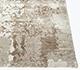 Jaipur Rugs - Hand Knotted Wool and Bamboo Silk Ivory ESK-314 Area Rug Cornershot - RUG1091107