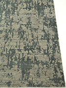 Jaipur Rugs - Hand Knotted Wool and Bamboo Silk Blue ESK-408 Area Rug Cornershot - RUG1057577
