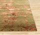 Jaipur Rugs - Hand Knotted Wool and Bamboo Silk Green ESK-411 Area Rug Cornershot - RUG1081288