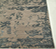 Jaipur Rugs - Hand Knotted Wool and Bamboo Silk Beige and Brown ESK-431 Area Rug Cornershot - RUG1068907