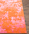 Jaipur Rugs - Hand Knotted Wool and Bamboo Silk Pink and Purple ESK-431 Area Rug Cornershot - RUG1074626
