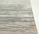 Jaipur Rugs - Hand Knotted Wool and Bamboo Silk Grey and Black ESK-432 Area Rug Cornershot - RUG1062153