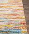Jaipur Rugs - Hand Knotted Wool and Bamboo Silk Ivory ESK-433 Area Rug Cornershot - RUG1074630