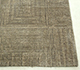 Jaipur Rugs - Hand Knotted Wool and Bamboo Silk Grey and Black ESK-472 Area Rug Cornershot - RUG1053781