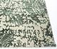 Jaipur Rugs - Hand Knotted Wool and Bamboo Silk Ivory ESK-624 Area Rug Cornershot - RUG1090248