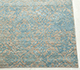 Jaipur Rugs - Hand Knotted Wool and Bamboo Silk Blue ESK-632 Area Rug Cornershot - RUG1065678