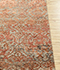 Jaipur Rugs - Hand Knotted Wool and Bamboo Silk Beige and Brown ESK-632 Area Rug Cornershot - RUG1084809