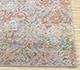 Jaipur Rugs - Hand Knotted Wool and Bamboo Silk Blue ESK-632 Area Rug Cornershot - RUG1088195