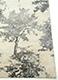 Jaipur Rugs - Hand Knotted Wool and Bamboo Silk Ivory ESK-660 Area Rug Cornershot - RUG1063809
