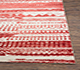 Jaipur Rugs - Hand Knotted Wool and Bamboo Silk Ivory ESK-663 Area Rug Cornershot - RUG1078055