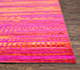 Jaipur Rugs - Hand Knotted Wool and Bamboo Silk Pink and Purple ESK-663 Area Rug Cornershot - RUG1074634
