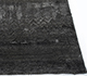 Jaipur Rugs - Hand Knotted Wool and Bamboo Silk Grey and Black ESK-663 Area Rug Cornershot - RUG1087994