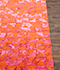Jaipur Rugs - Hand Knotted Wool and Bamboo Silk Red and Orange ESK-680 Area Rug Cornershot - RUG1074636