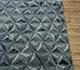 Jaipur Rugs - Hand Knotted Wool and Bamboo Silk Blue ESK-725 Area Rug Cornershot - RUG1087484