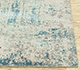 Jaipur Rugs - Hand Knotted Wool and Bamboo Silk Ivory ESK-9014 Area Rug Cornershot - RUG1083092