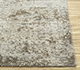 Jaipur Rugs - Hand Knotted Wool and Bamboo Silk Grey and Black ESK-9014 Area Rug Cornershot - RUG1094441