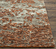 Jaipur Rugs - Hand Knotted Wool and Bamboo Silk Red and Orange ESKN-431 Area Rug Cornershot - RUG1094399