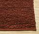 Jaipur Rugs - Flat Weave Jute Red and Orange GI-07 Area Rug Cornershot - RUG1030430