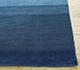 Jaipur Rugs - Hand Loom Wool Blue HWL-01 Area Rug Cornershot - RUG1091076