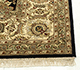 Jaipur Rugs - Hand Knotted Wool Beige and Brown JC-102 Area Rug Cornershot - RUG1024328