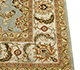 Jaipur Rugs - Hand Knotted Wool Blue JC-132 Area Rug Cornershot - RUG1020703