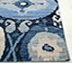 Jaipur Rugs - Hand Knotted Wool Blue LCA-02 Area Rug Cornershot - RUG1055148