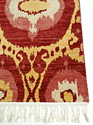Jaipur Rugs - Hand Knotted Wool Gold LCA-02 Area Rug Cornershot - RUG1075510