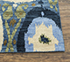 Jaipur Rugs - Hand Knotted Wool Blue LCA-02 Area Rug Cornershot - RUG1076583