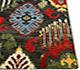 Jaipur Rugs - Hand Knotted Wool Grey and Black LCA-03 Area Rug Cornershot - RUG1060452