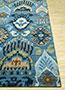 Jaipur Rugs - Hand Knotted Wool Blue LCA-03 Area Rug Cornershot - RUG1079977