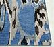 Jaipur Rugs - Hand Knotted Wool Blue LCA-09 Area Rug Cornershot - RUG1055153