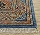 Jaipur Rugs - Hand Knotted Wool Blue LCA-2353 Area Rug Cornershot - RUG1094928