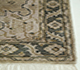 Jaipur Rugs - Hand Knotted Wool Beige and Brown LCA-601 Area Rug Cornershot - RUG1054931