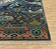 Jaipur Rugs - Hand Knotted Wool Blue LE-41 Area Rug Cornershot - RUG1083956